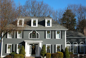 Exterior House Painting by D&S Painting and Remodeling of MA